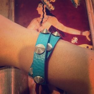 Cara New York leather bracelet